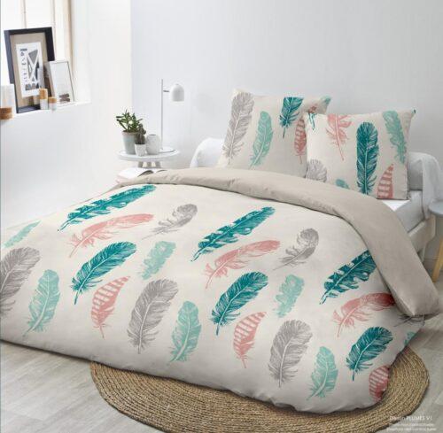 Lenjerie de pat pentru 2 persoane Vanora Home