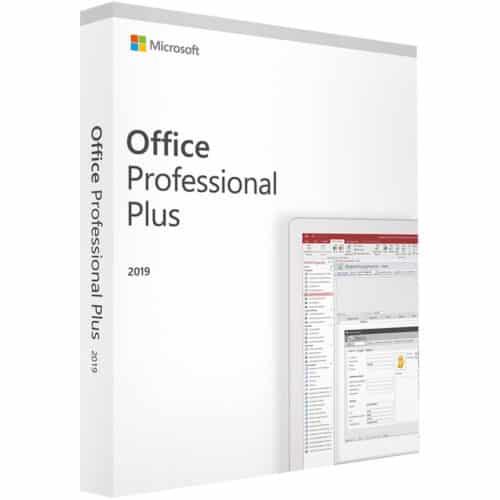 Licenta electronica Microsoft Office Professional plus 2019, All Languages, pentru 1 PC