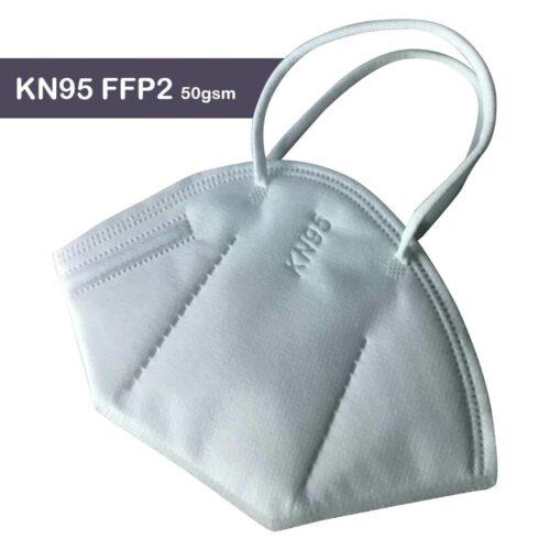 KN95 FFP2 || Masti de Protectie Respiratorie || 3D Design