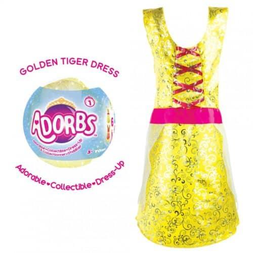 Adorbs- Golden Tiger