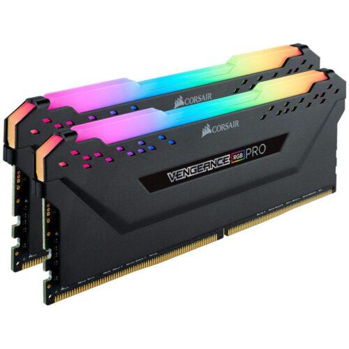 Memorie RAM DIMM Corsair Vengeance RGB PRO 16GB (2x8GB)
