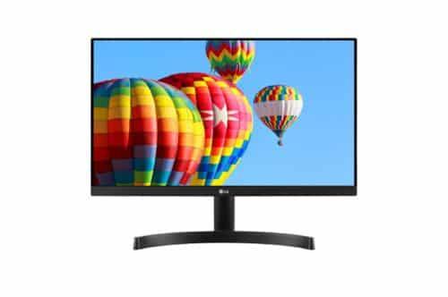 "Monitor 23.8"" LG 24MK600M-B"