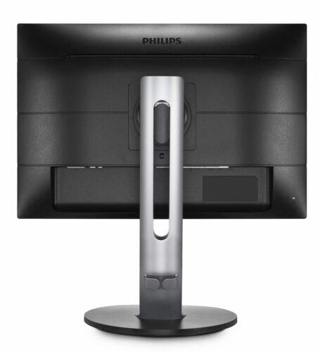 "Monitor 23.8"" PHILIPS 241B7QUPEB cu andocare USB"