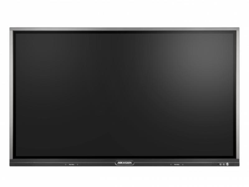 """Tableta interactiva 4K 86"""" Hikvision DS-D5A86RB/A; LED Backlight; rezolutie 4K"