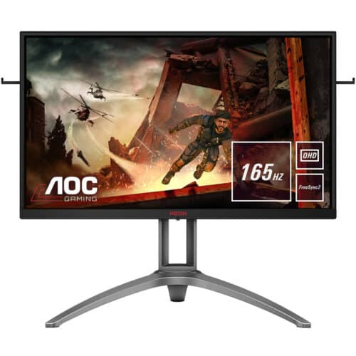 Monitor Gaming LED VA AOC 27