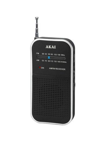 Radio ceas Akai ACR-267 Pcket AM-FM Radio  -Analog tuning
