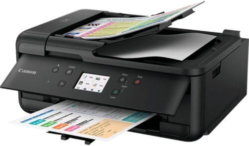 Multifunctional inkjet color Canon Pixma TR4550