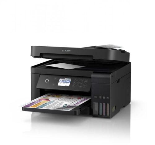 Multifunctional inkjet color CISS Epson L15160
