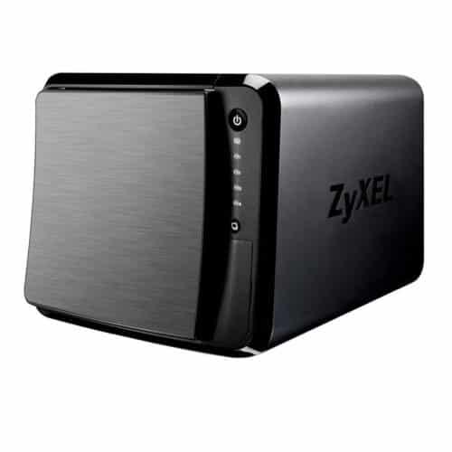 Zyxel NAS542 4-Bay Personal Cloud Storage - for 4x SATA