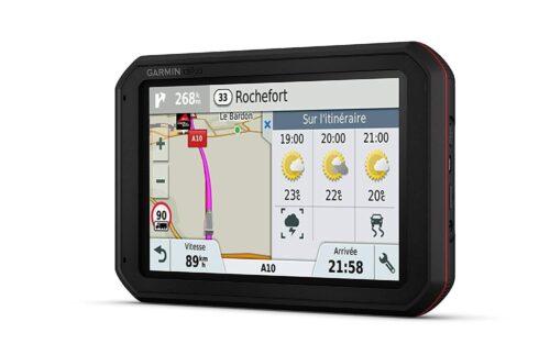 "GPS Garmin 7"""