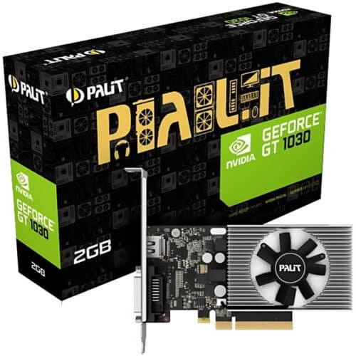 Placa video PALIT GeForce GT 1030
