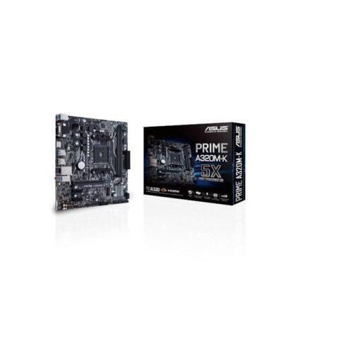Placa de baza Asus AMD A320 AM4 uATX