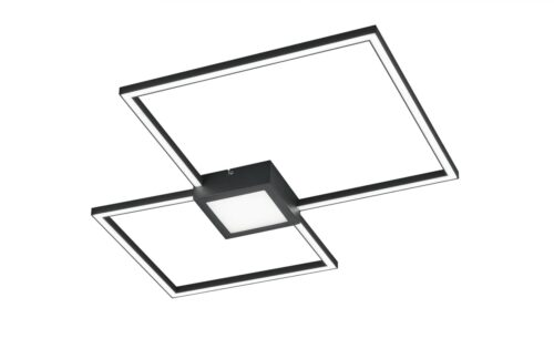 Plafoniera LED integrat Trio Hydra Square