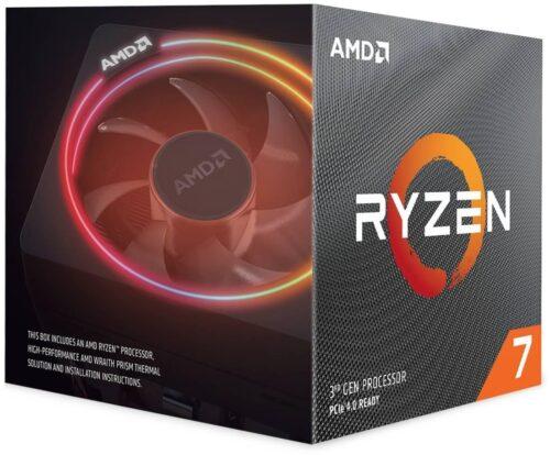 Procesor AMD Ryzen 7 3700X 100100000071BOX