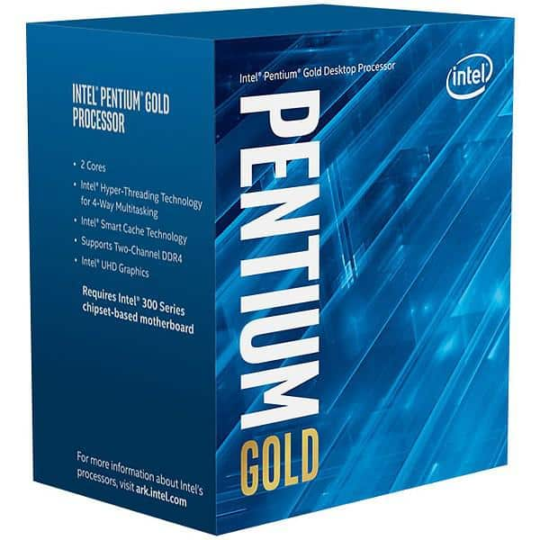 Procesor  Intel Pentium Gold G5420 3.80 GHz