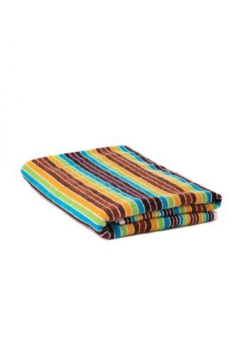 Prosop Plaja 70X140 Cm Dungi Rainbow