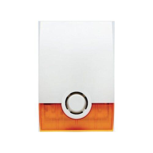 Sirena de exterior wireless cu flash Videofied OSX200