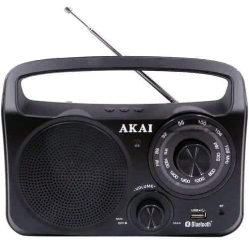 Boxa Akai APR-85BT PORTABLE RADIO BT & USB