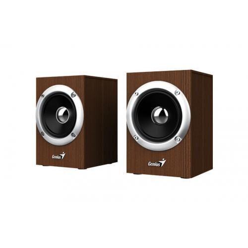 Genius SP-HF280 Boxe Stereo USB Wood