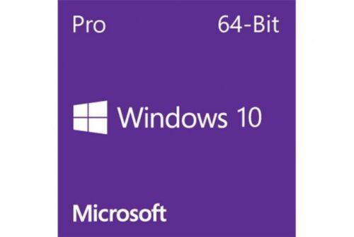 Licenta GGK Microsoft Windows 10 Professional pentru legalizare 64 bit