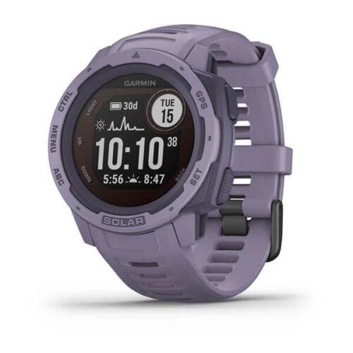 Smartwatch Garmin Instinct Solar GPS Watch Orchid WW