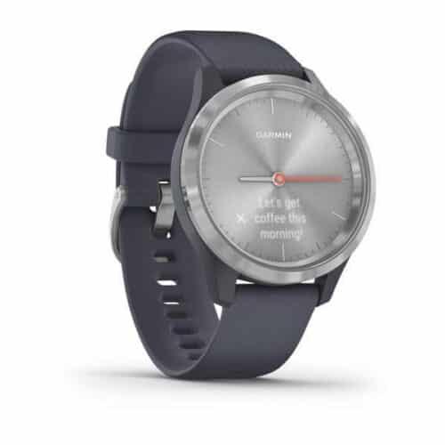 Smartwatch Garmin Vivomove 3S S/E EU Sport Silver-Blue