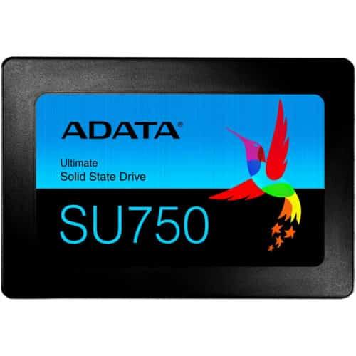 Solid-State Drive (SSD) ADATA SU750, 1TB, 2.5