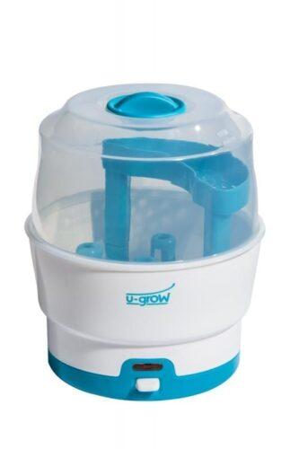 Sterilizator Electric 6 Biberoane 8 min 500W U-Grow U317-BST