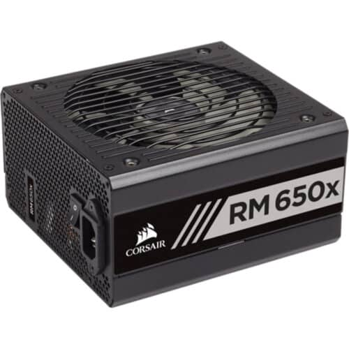 Sursa Corsair RMx Series RM650x, 650W, full-modulara, 80 Plus Gold Active PFC, ATX12V v2.4
