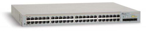 Switch ALLIED TELESIS GS950 48 porturi Gigabit 4 porturi SFP
