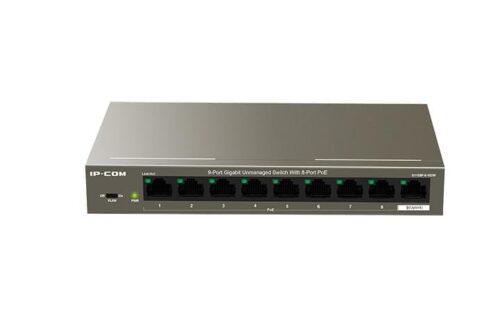 Switch IP-COM G1109P-8-102W