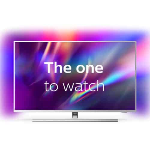 Televizor LED Philips 65PUS8545/12, 164 cm, Smart Android, 4K, Ultra HD