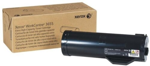 Toner Xerox 106R02741