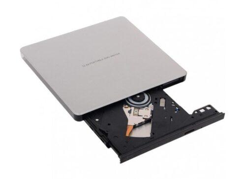 Ultra Slim Portable DVD-R Silver Hitachi-LG GP60NS6
