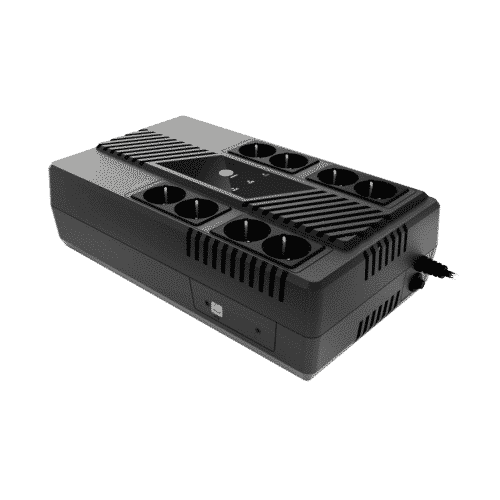 UPS nJoy Token 600 VA / 360 W  Capacity