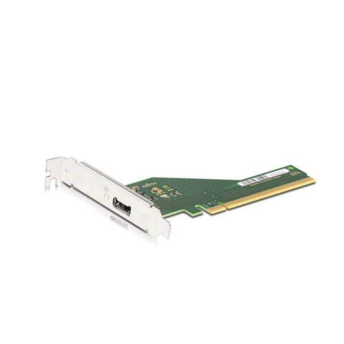 Adaptor PCIe la DisplayPort