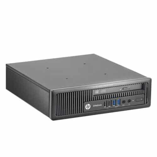 Calculatoare second hand HP EliteDesk 800 G1 USDT