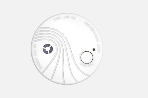 Detector de fum wireless Hikvision DS-PDSMK-S-WE