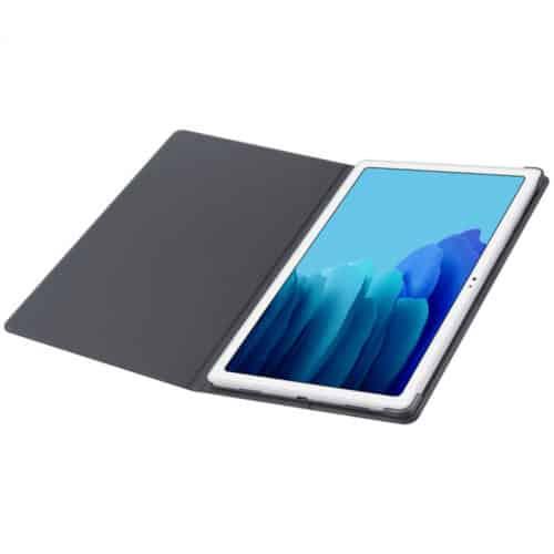 Husa tip BookCover EF-BT500PJEGEU pentru Samsung Galaxy Tab A7 (2020), 10.4 inch, T500 / T505, Gri