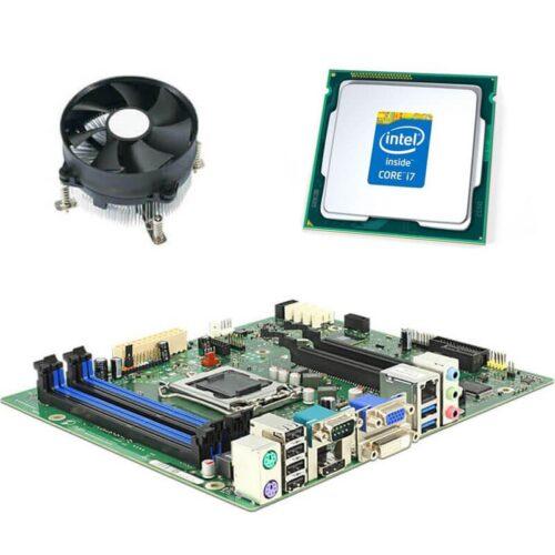 Kit Placa de Baza Fujitsu D3221-B