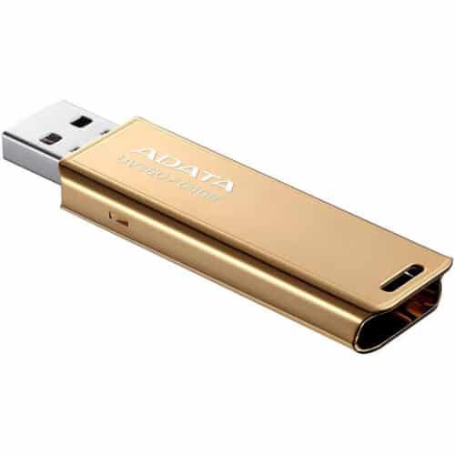 Memorie USB Adata UV360, 64GB, USB 3.2, Gold