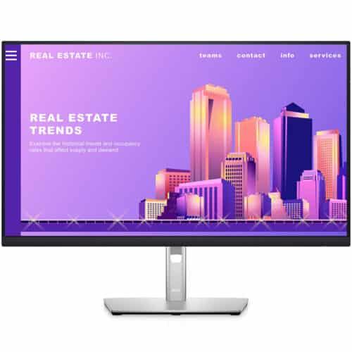 Monitor LED Dell P2722H, 27