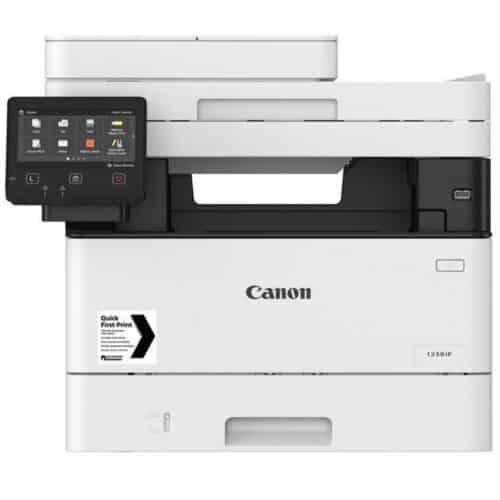 Multifunctional laser monocrom Canon I-SENSYS X 1238i, A4, Print Duplex, Scanner Duplex DADF, USB, Retea LAN, Wi-Fi