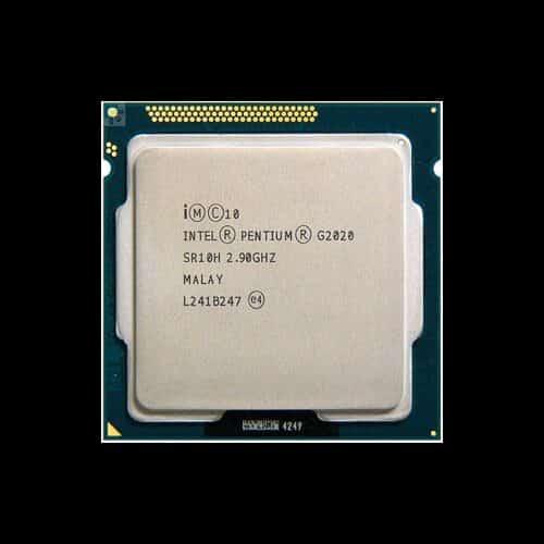 Procesor second hand Intel Pentium G2020