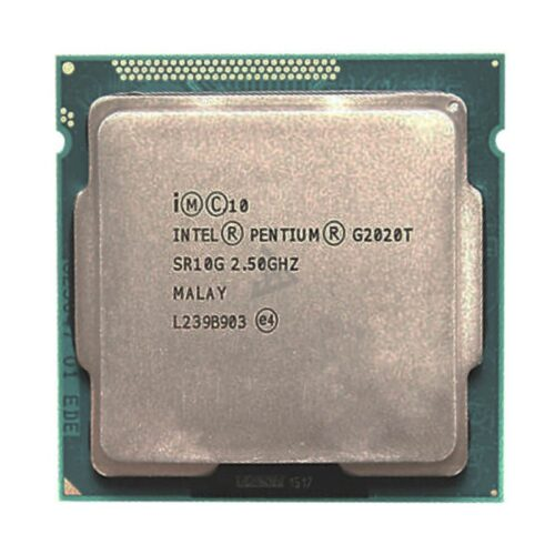 Procesor second hand Intel Pentium G2020T