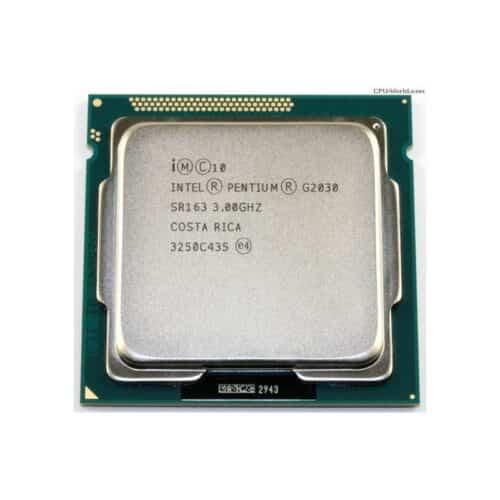 Procesor second hand Intel Pentium G2030