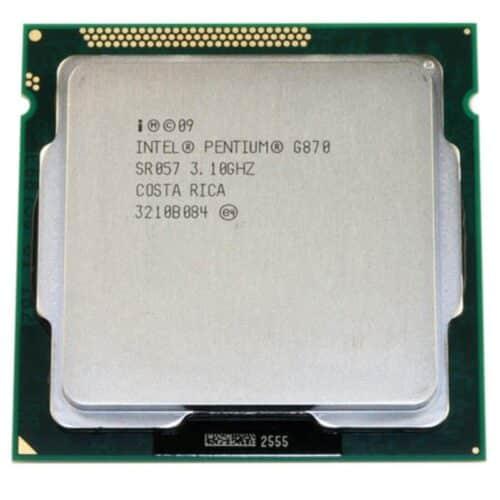 Procesor second hand Intel Pentium G870