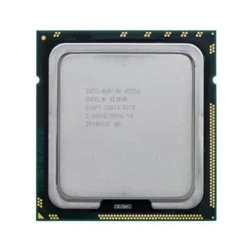 Procesor second hand Intel Xeon Quad Core X5550