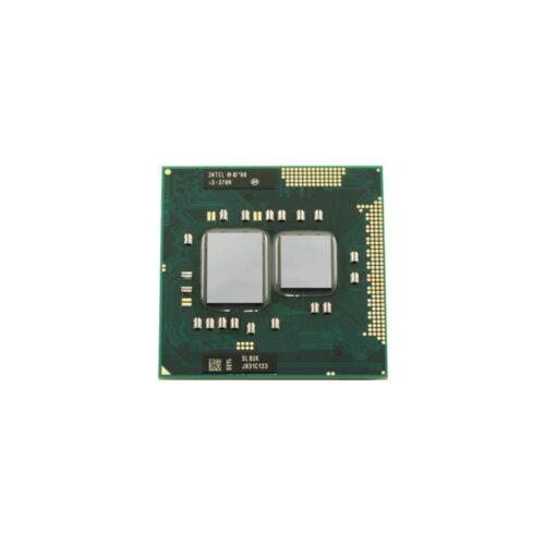 Procesor second hand laptop Intel Core i3-370m 2.4GHz 3Mb Cache
