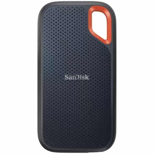 SSD extern Sandisk Extreme Portable, 4TB, USB 3.1